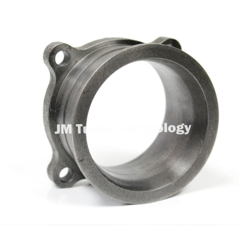 3'' to 3'' V-Band Turbo Downpipe Exhaust Flange Adapter Conversion