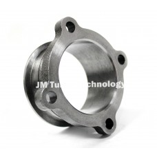 "2.5"" 4 Bolts to 2.5"" V-band Turbo Downpipe Exhaust Flange Adapter"