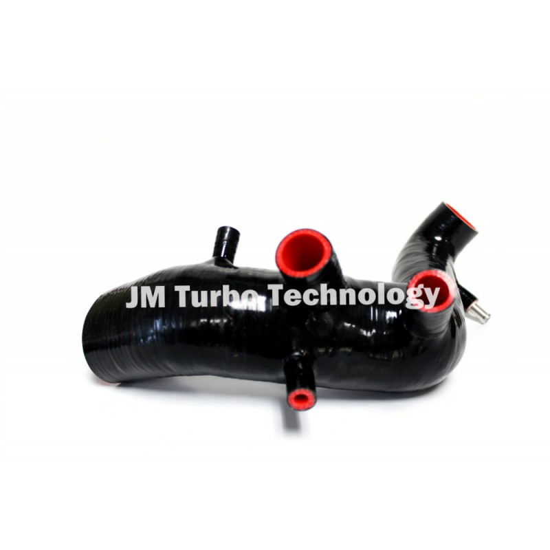 VW 99-05 Jetta 1 8T MK4 Silicone Turbo Inlet Air Intake Hose Black