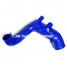 VW 99-05 Jetta 1.8T MK4 Silicone Turbo Inlet Air Intake Hose Blue
