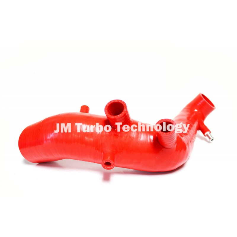 VW 99-05 Jetta 1 8T MK4 Silicone Turbo Inlet Air Intake Hose Red