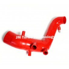 VW 99-05 Jetta 1.8T MK4 Silicone Turbo Inlet Air Intake Hose Red